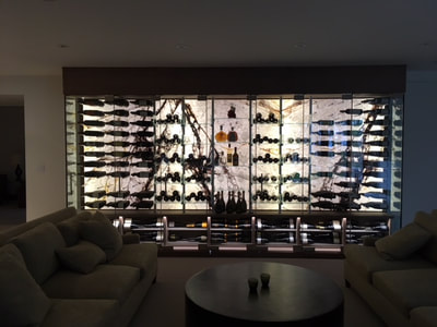 Wine Cellar backlit (DSP Thin Stone)